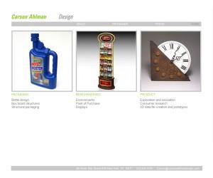 Carson Ahlman Design - 1